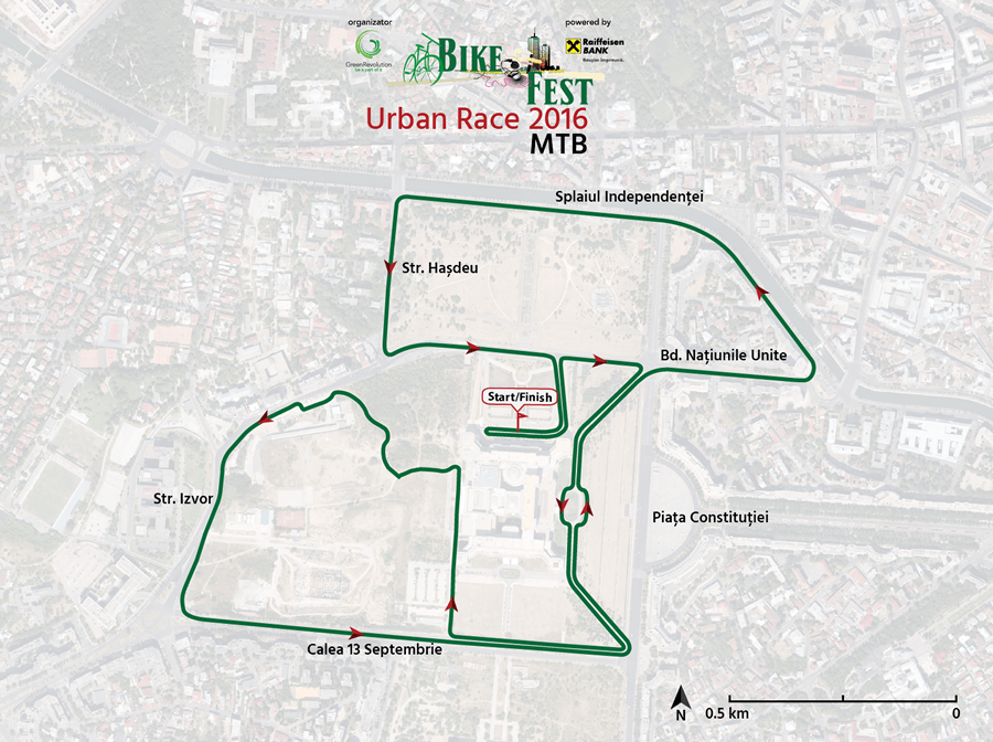 BikeFest 2016 » Urban Race MTB
