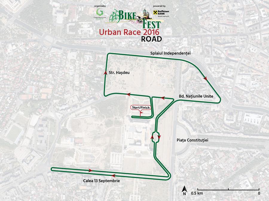 BikeFest 2016 » Urban Race ROAD