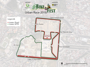 Urban Race Road