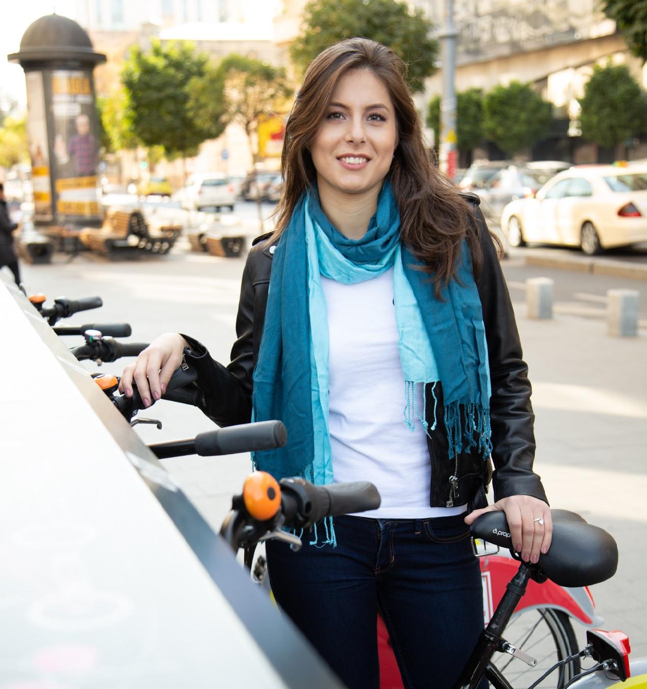 Francesca Mihai